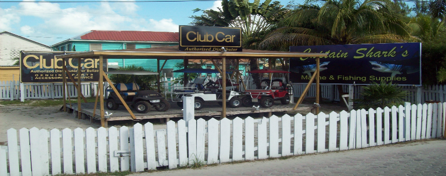 Authorized Club Car Distributors