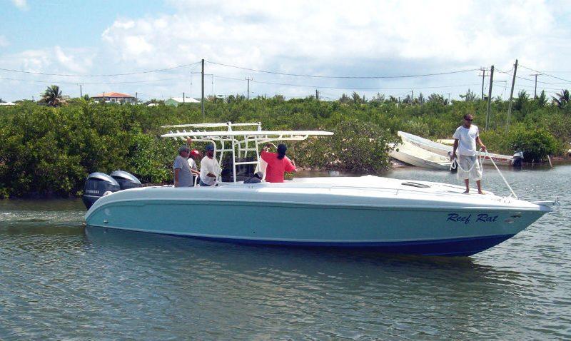 "Used 34ft Dorado Boat ""Reef Rat"""