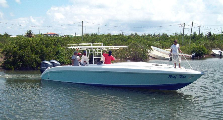 "34 Dorado Boat ""Reef Rat"""
