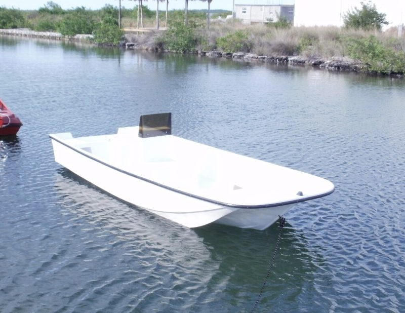 BONEFISH – 17 ft Boat