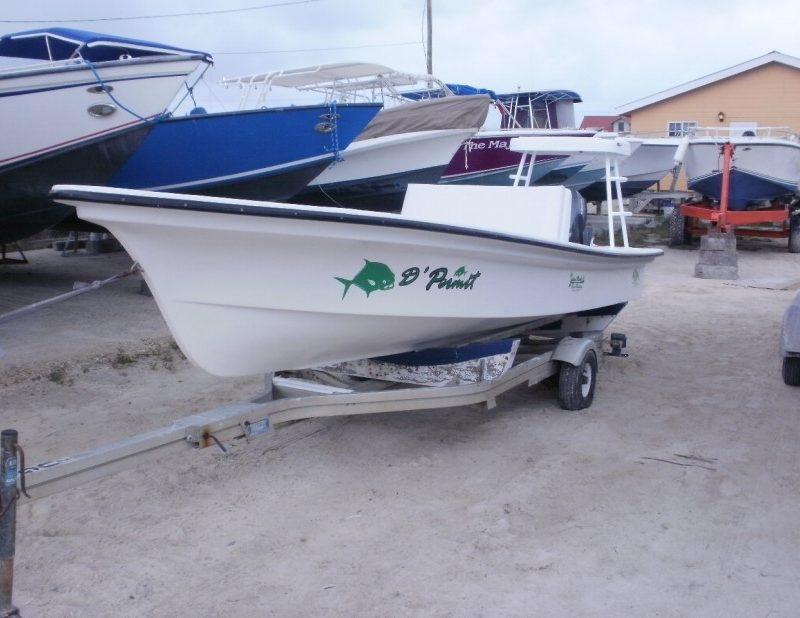 PERMIT – 17 ft Boat