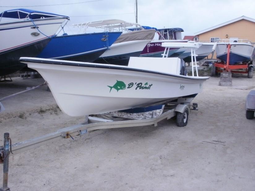 'Permit' Boat