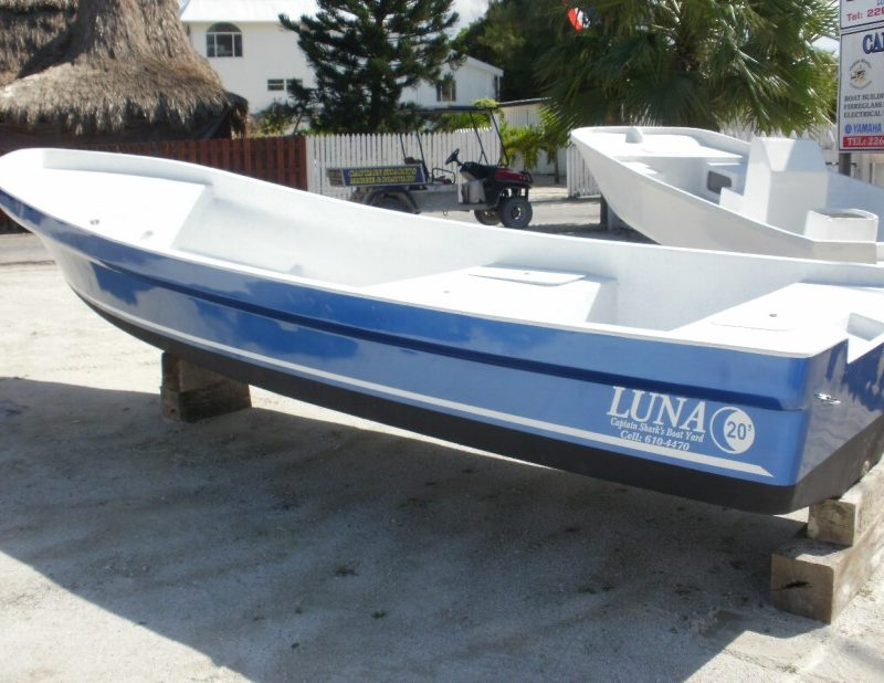 LUNA – 20 ft Boat – Basic