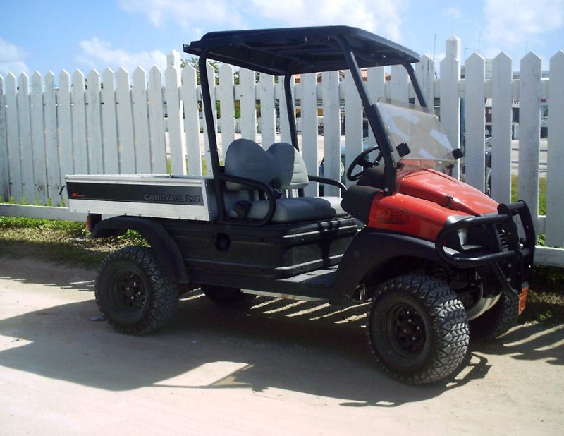 Club Car 295 Carryall Utility Vehicle