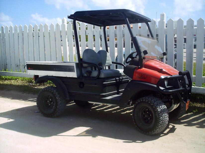 Club Car Carryall 295