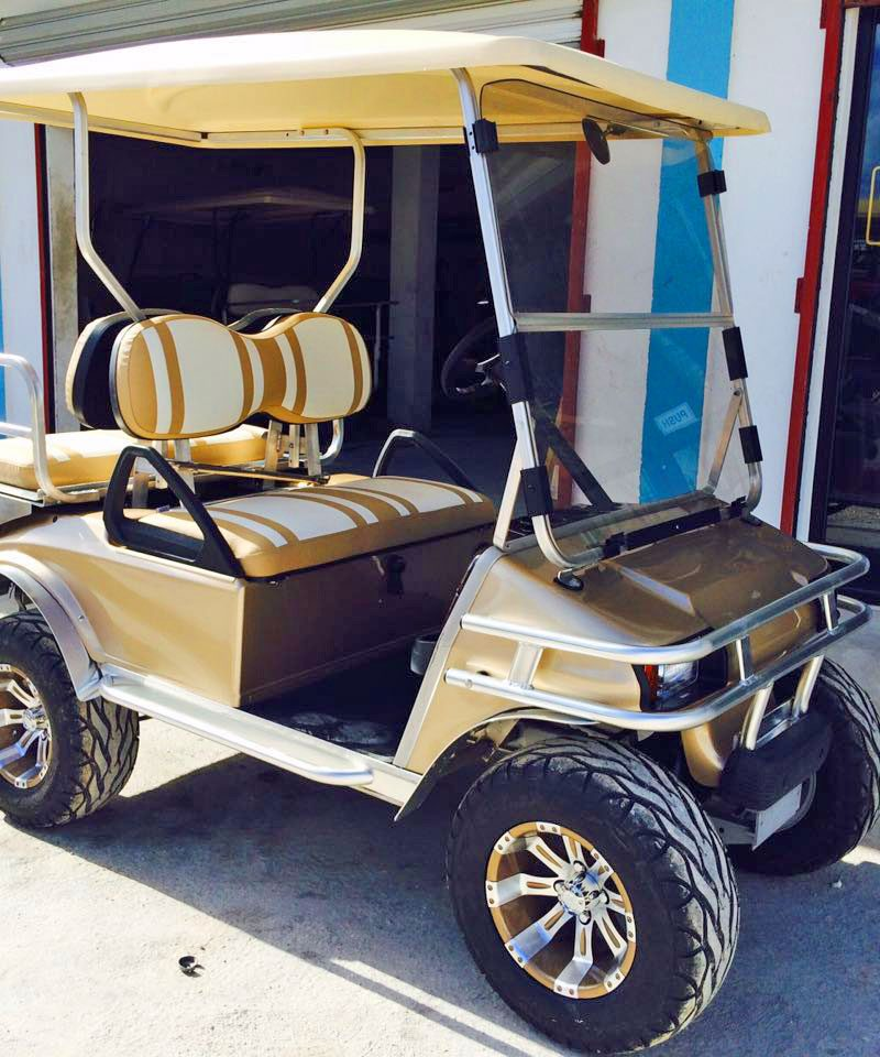 Club Car Villager 4 – Refurbished