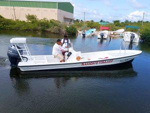 "Permit 23 Boat ""Ruth"" - Ramon's Village"