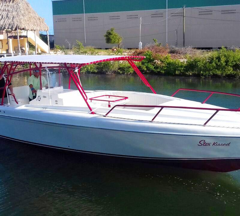 DORADO – 34 ft Boat