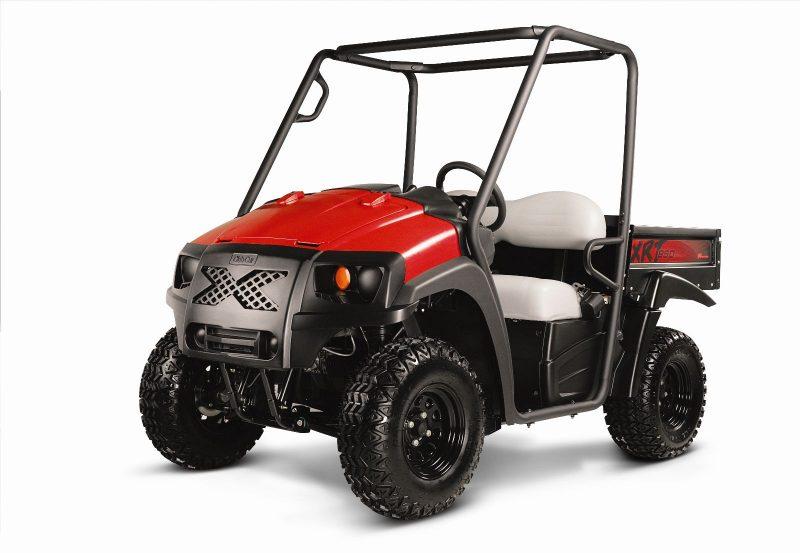 Club Car XRT950 Utility Vehicle