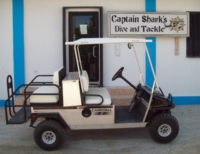 Used Club Car Turf I & II Utility Vehicles