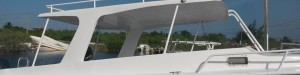 Lucky Devil Customized Aluminum by Captain Shark's Boatyard