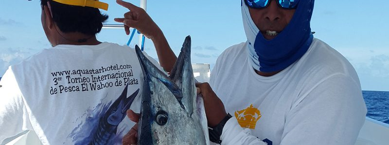 Mahahual, MX 3rd Annual Wahoo Tournament