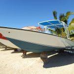 28-Wahoo Boat Built by Captain Shark's Boatyard