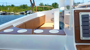 Mahoganie, 34ft Dorado Boat