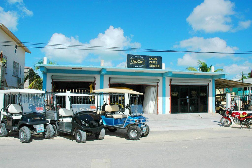 Captain Sharks Service Center