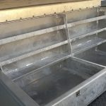 Golf Cart Aluminum Tool Box