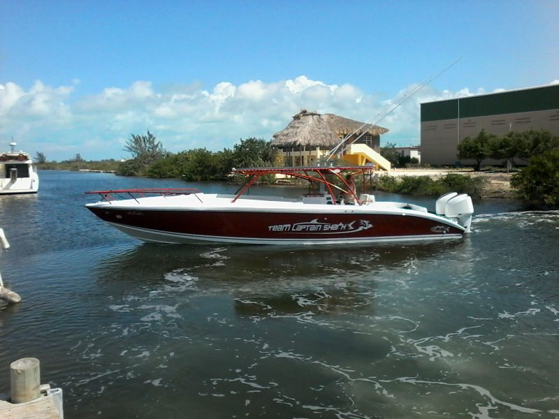 BLUE FIN – 38 ft Boat