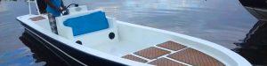 Permit 23 Boat with Custom Sea Deck, Azaliah