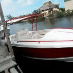 Bad Credit - Used Wahoo 28 Boat with Yamaha Engine