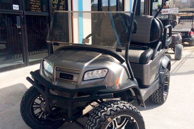 Ilda Ancona's New Onward Golf Cart