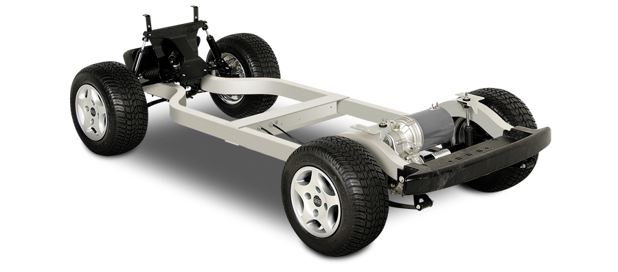 Club Car Aluminum Frame
