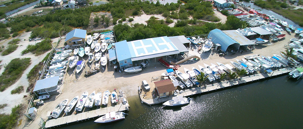 Captain Sharks Boatyard