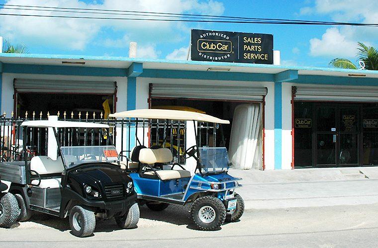 Captain Sharks Golf Cart Service Center
