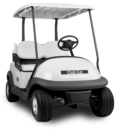 Precedent Club Car Golf Cart