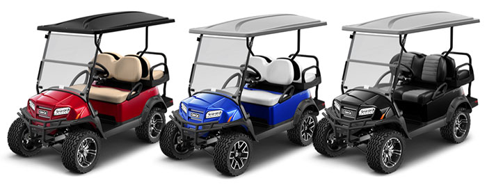 Club Car Onward Golf Carts