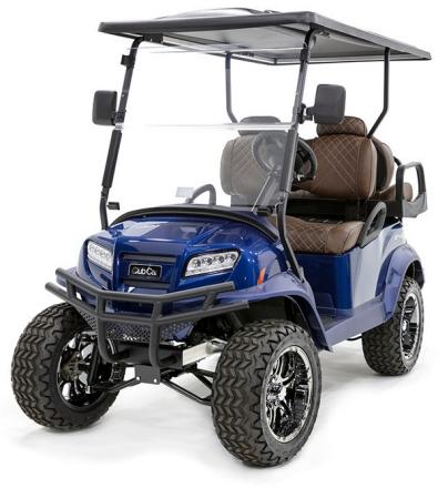 Club Car Storm Surge Onward Special Edition Golf Cart