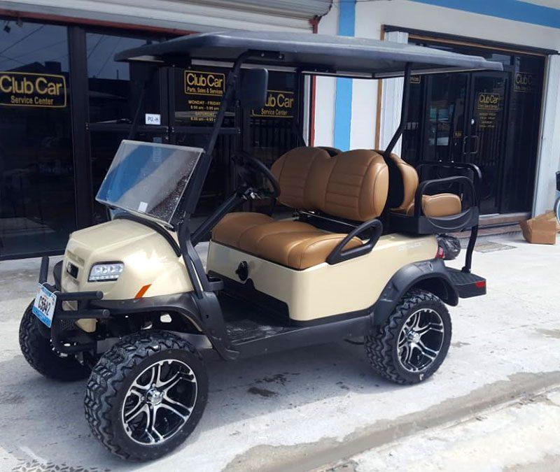 Onward Golf Cart