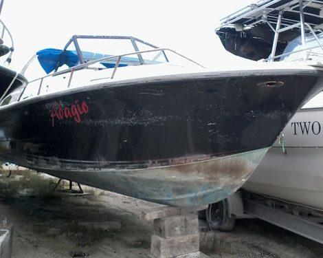 """Used """"Adagio"""" 24ft Boat"""