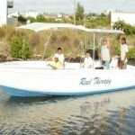 "Used ""Real Therapy"" 25ft Tiburon Boat"