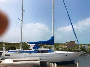 Used Mallard 1040 Sailboat
