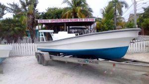New Permit 23 Boat - Captain Sharks