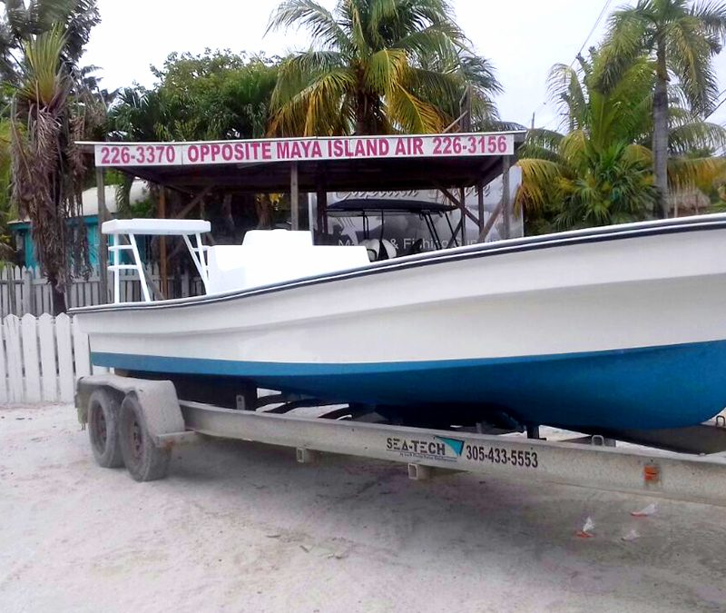 New Permit 23 Boat