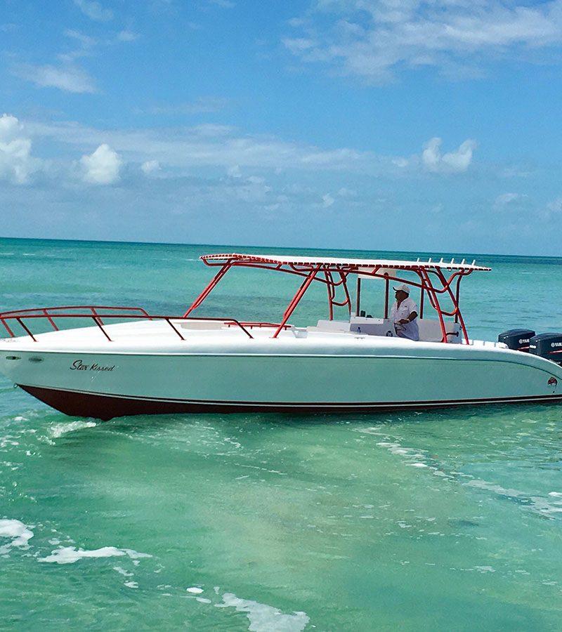 """Used Dorado 34 Boat """"Star Kissed"""""""