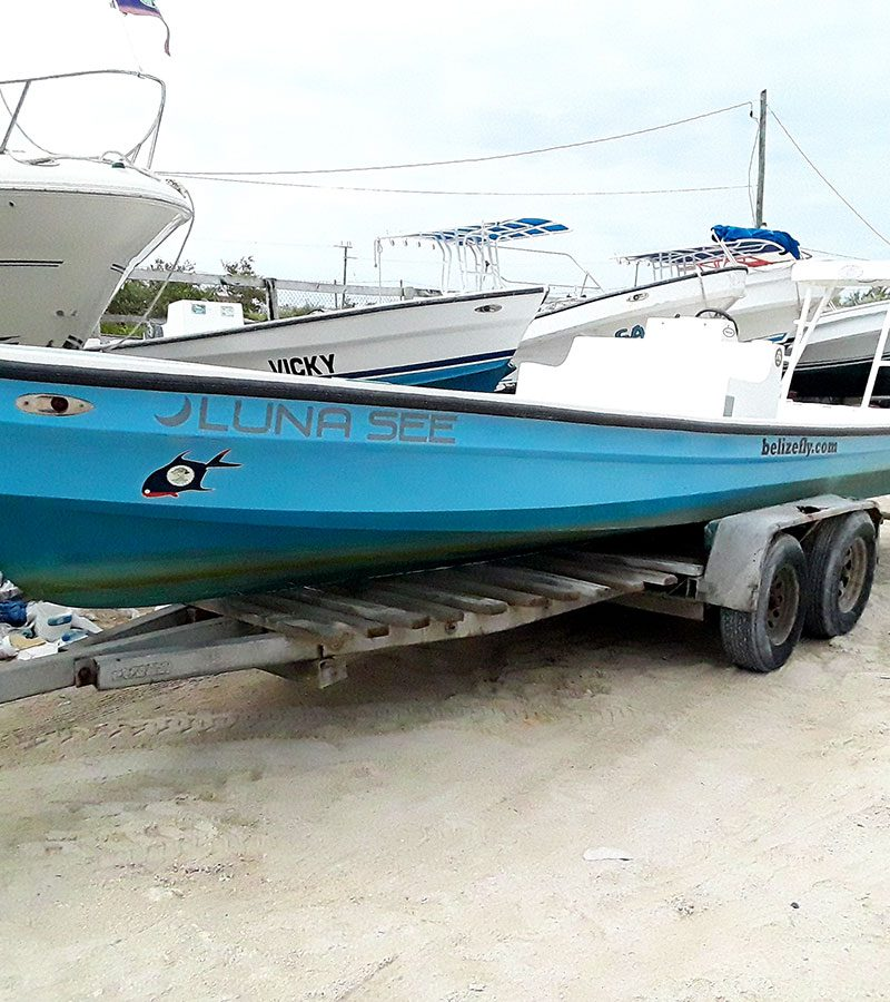 Used Permit 23 Boat Luna See For Sale