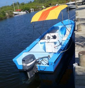 Used Salty Pelican 23ft Boat