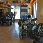 Captain Sharks Club Car Golf Cart Distributor Center