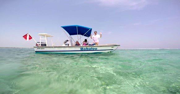 Used Bobalou Boat