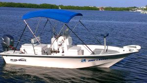 Used Blue Wave Boat with Yamaha Engine - Knot 2 Know