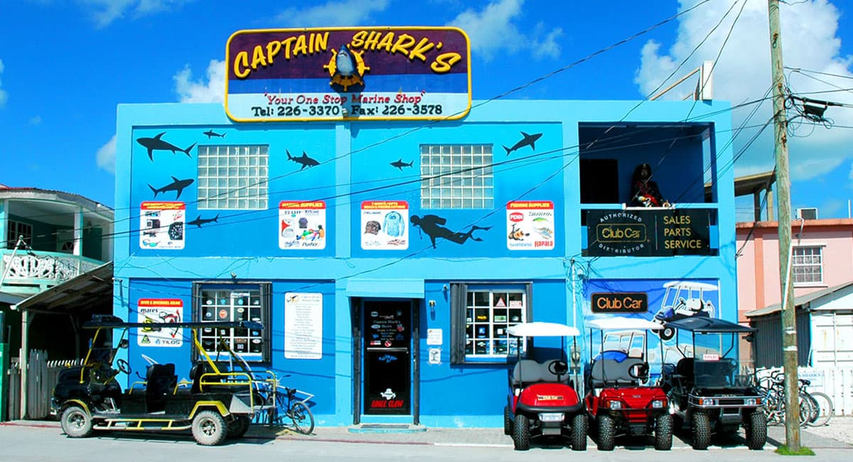 Captain Sharks One Stop Marine Shop
