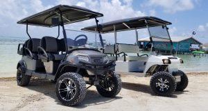 Club Car Onward 6 Seater Golf Cart