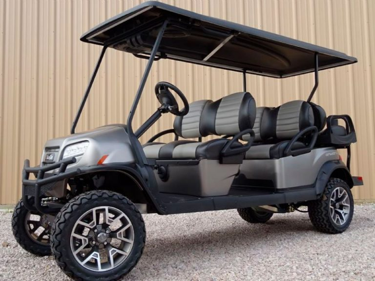 Club Car Onward 6 Seater Golf Cart