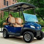 Club Car Tempo 2+2 Golf Cart