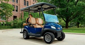 Club Car Tempo 2+2 Golf Cart
