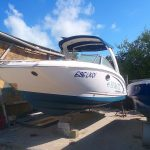 "Used 25ft Chaparral Boat, ""Ese Uno"""