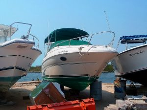 Used 27ft SeaRay Cabin Cruiser