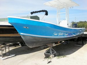 "Used Luna 20ft Boat, ""Ida Belle Caribe"" with Yahama 60HP Engine"